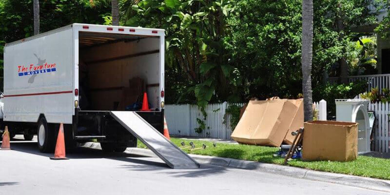 local furniture moving